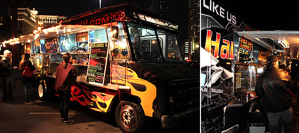 Haulin Balls Food Truck - Las Vegas Nevada