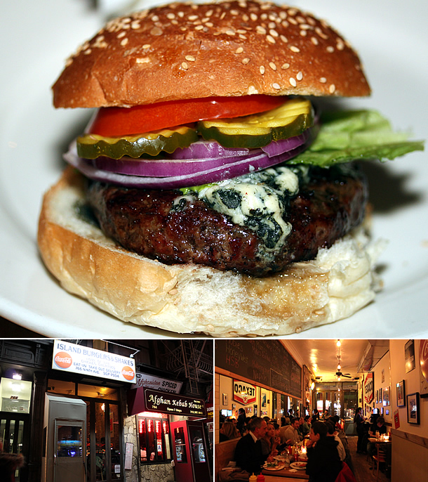 Best Burgers Hell S Kitchen Ny