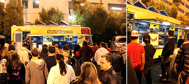 Sin City Wings 'n Things Food Truck - Las Vegas Nevada