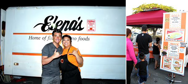 Elena's Lunchwagon - Honolulu Hawaii