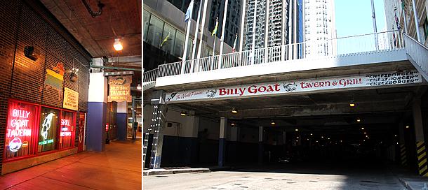 Billy Goat Tavern - Chicago Illinois