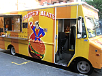 Frites and Meats Truck - NYC