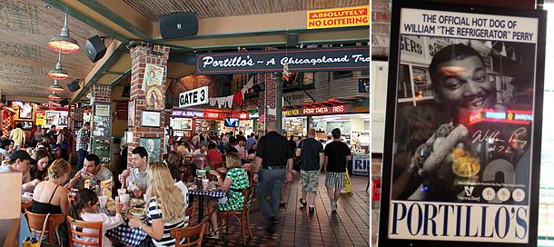 Portillo's - Chicago Illionois